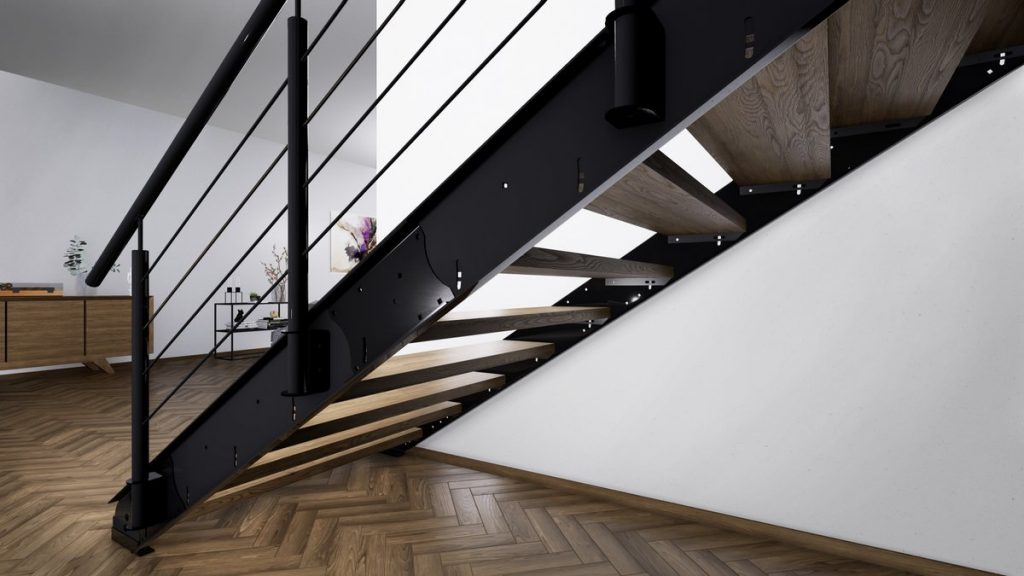 schody systemowe